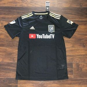 Lafc home jersey